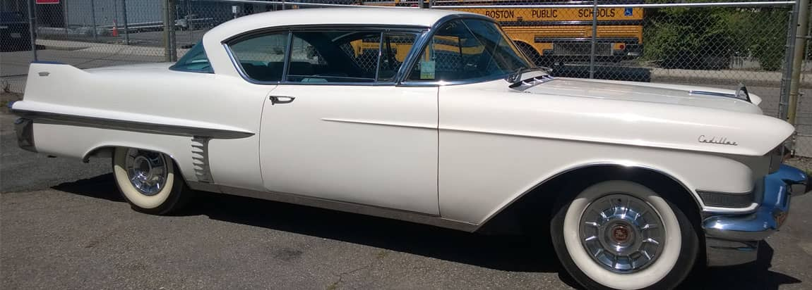 1957 Cadillac for sale