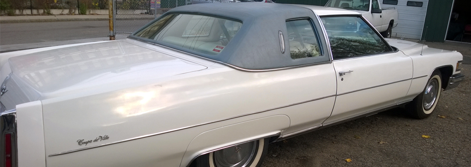 1976 Cadillac Coupe DeVille for Sale Boston, MA