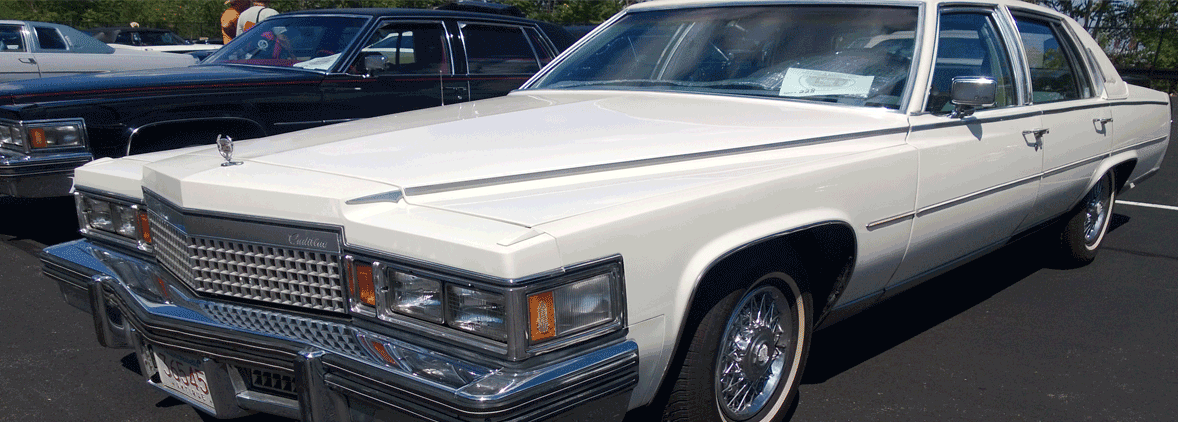 1979 Cadillac Fleetwood Brougham De Elegance for Sale Boston, MA
